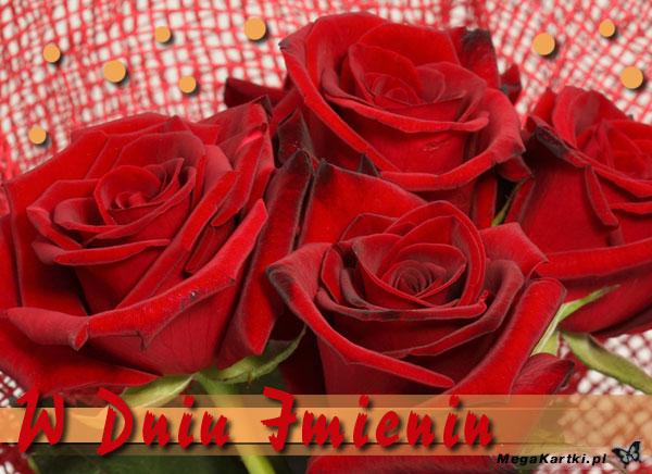 Różane imieniny