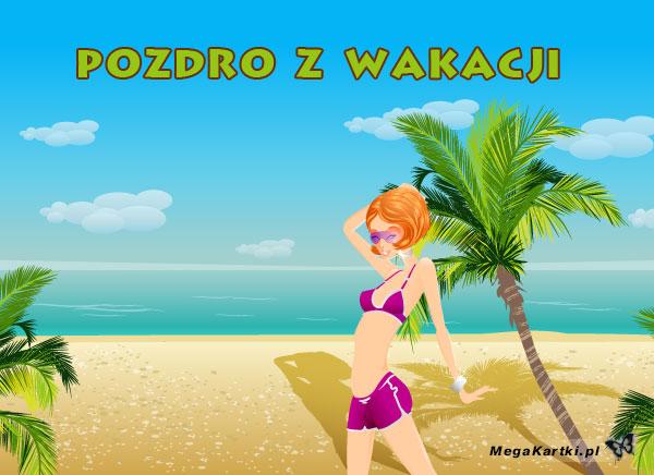 Pozdro z wakacji