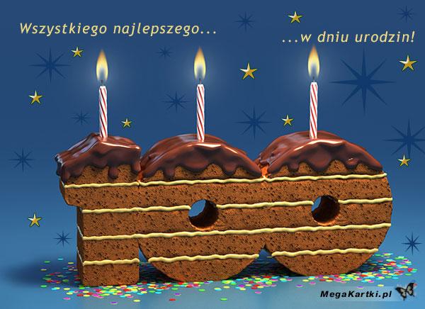 Urodzinowe sto lat