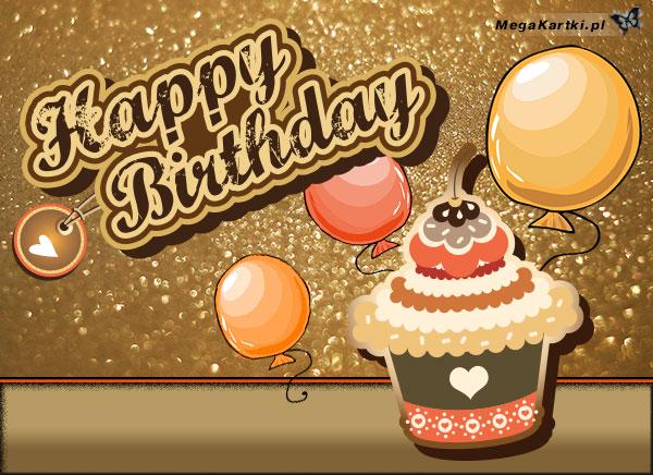 Muffinka na Urodziny