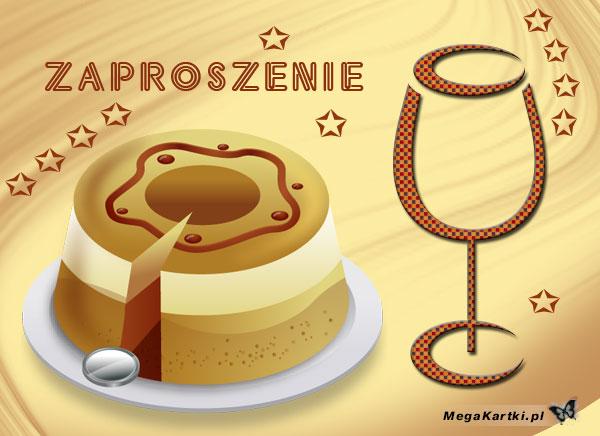 Zaproszenie na tort