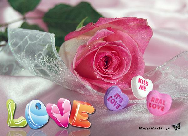 Podaruję Ci miłość