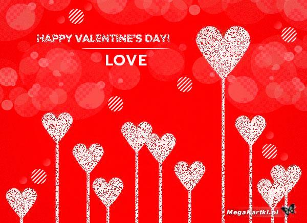 Nasza miłość kwitnie ...