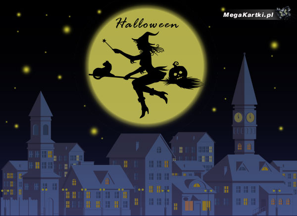 Noc Halloween