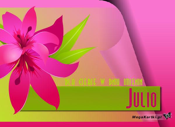 Dla pięknej Julii