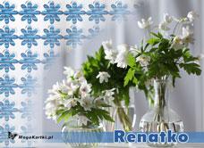 e-Kartka  Renatko, kartki internetowe, pocztówki, pozdrowienia