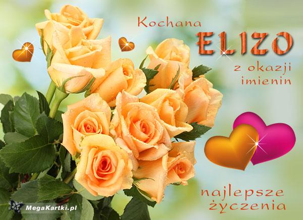 Róże dla Elizy