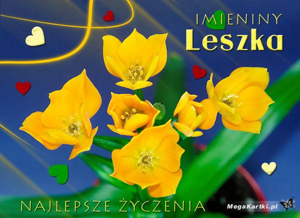 Imieniny Leszka