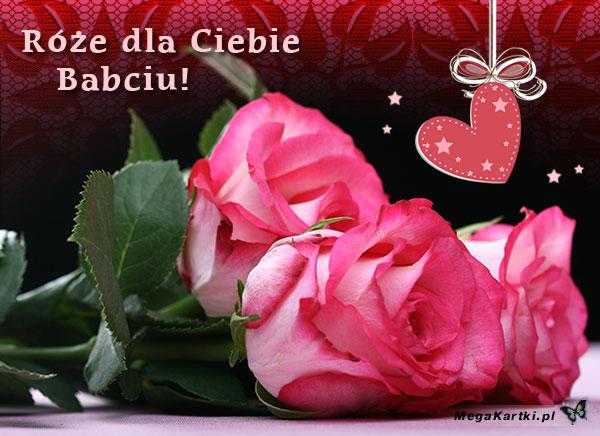 Róże dla Babci