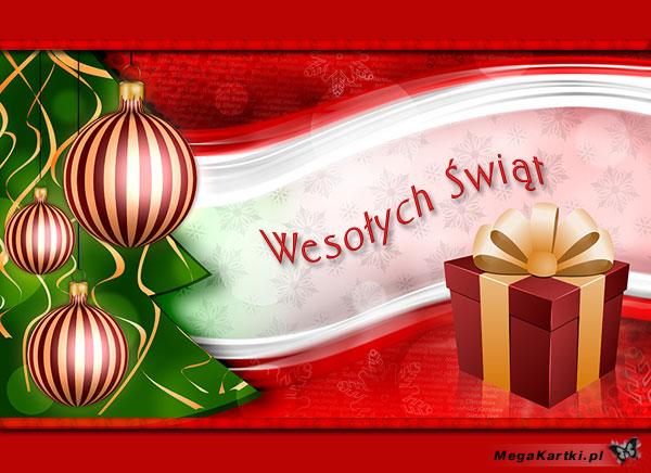 Kartka z okazji świąt