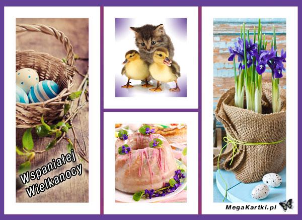Wspaniałej Wielkanocy