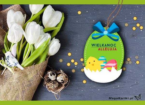 Wielkanocne tulipany